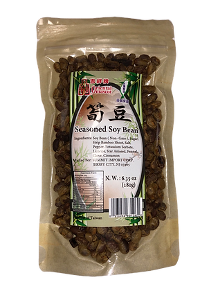 Seasoned Soy Bean 吉祥牌筍豆