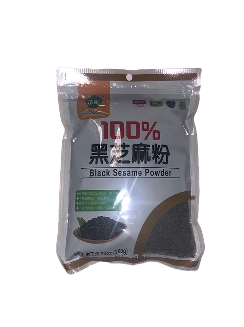 Sweet Garden Black Sesame Powder 乡园黑芝麻粉