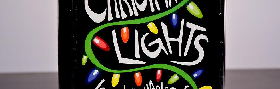Christmas Lights Local Luminaries Of Music CD