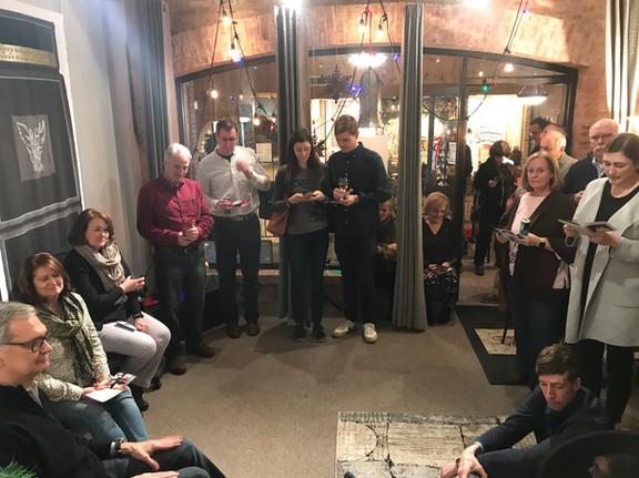 David Rebman Listening PartPhoto Dec 19,