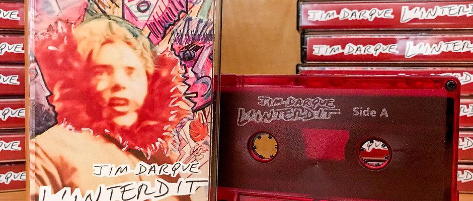 Jim Darque L'interdit Cassette