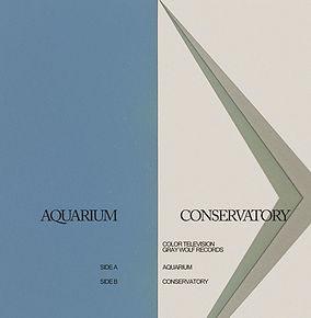 Color Television Aquarium Conservatory C