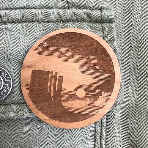 Wooden Pin: Mesa