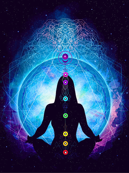 MP4 Chakra Breathing into the 7 Chakras (part 1)
