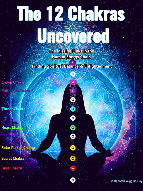 12 Chakras Uncovered (Times New Roman) TESTER