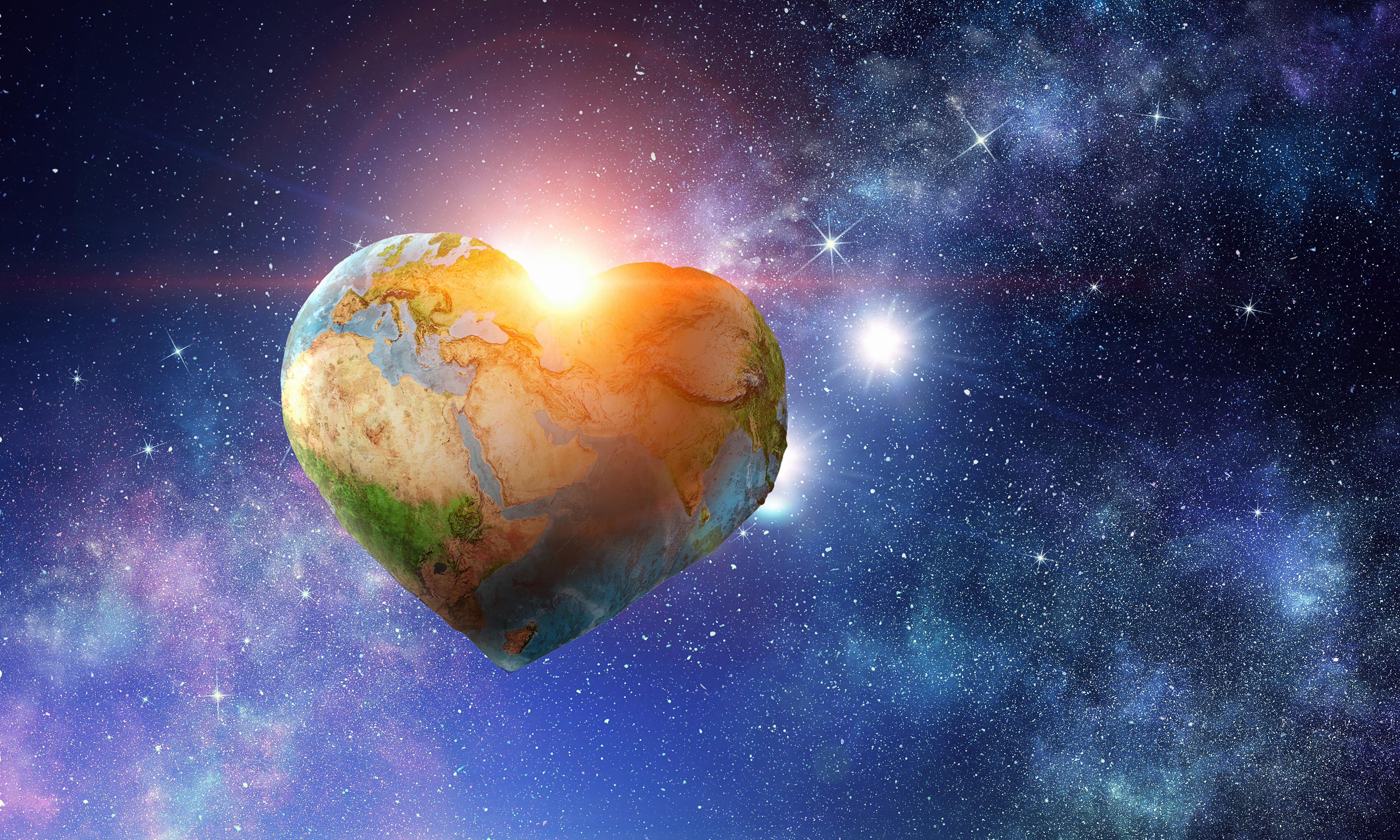 A World Full of HEART