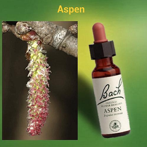 Aspen - Bach Flower Remedy