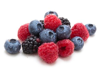 Berries: Energizing, Upbeat, Day-Brighteners