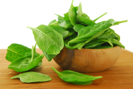 Spinach: Nature's Leafy-Green Super-Nutrition