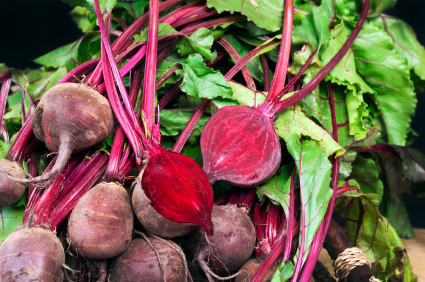 Upbeat, Mood and Liver-Booster: The Nutrition of Beets