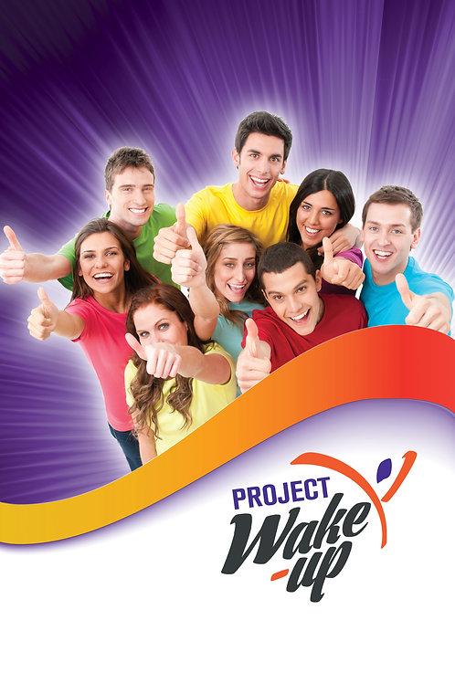 Project Wake-Up Facilitators Package