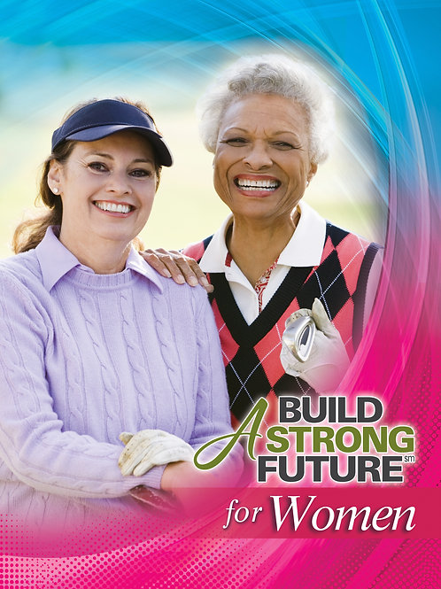 Journey Together Owner's Manual for Women 50+