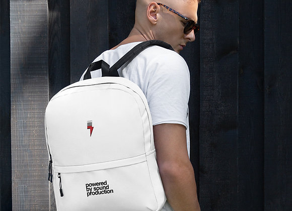 Backpack [White]