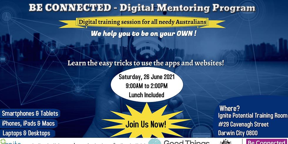 Be Connected - Digital Mentoring Program