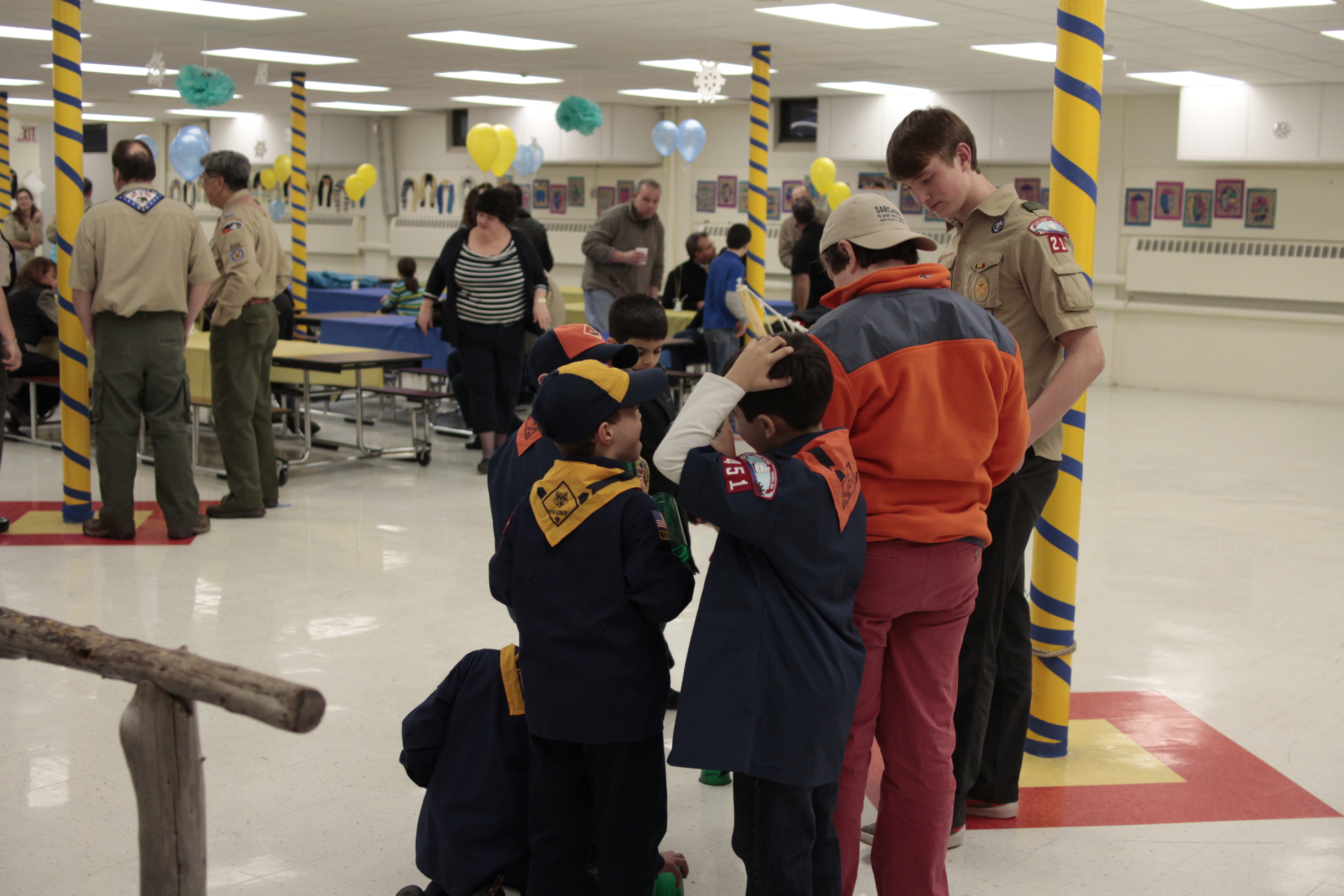 Assisting Pack 451