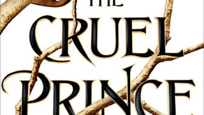 Feature Book Friday - The Cruel Prince