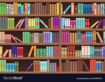 library-book-shelf-literature-books-cart