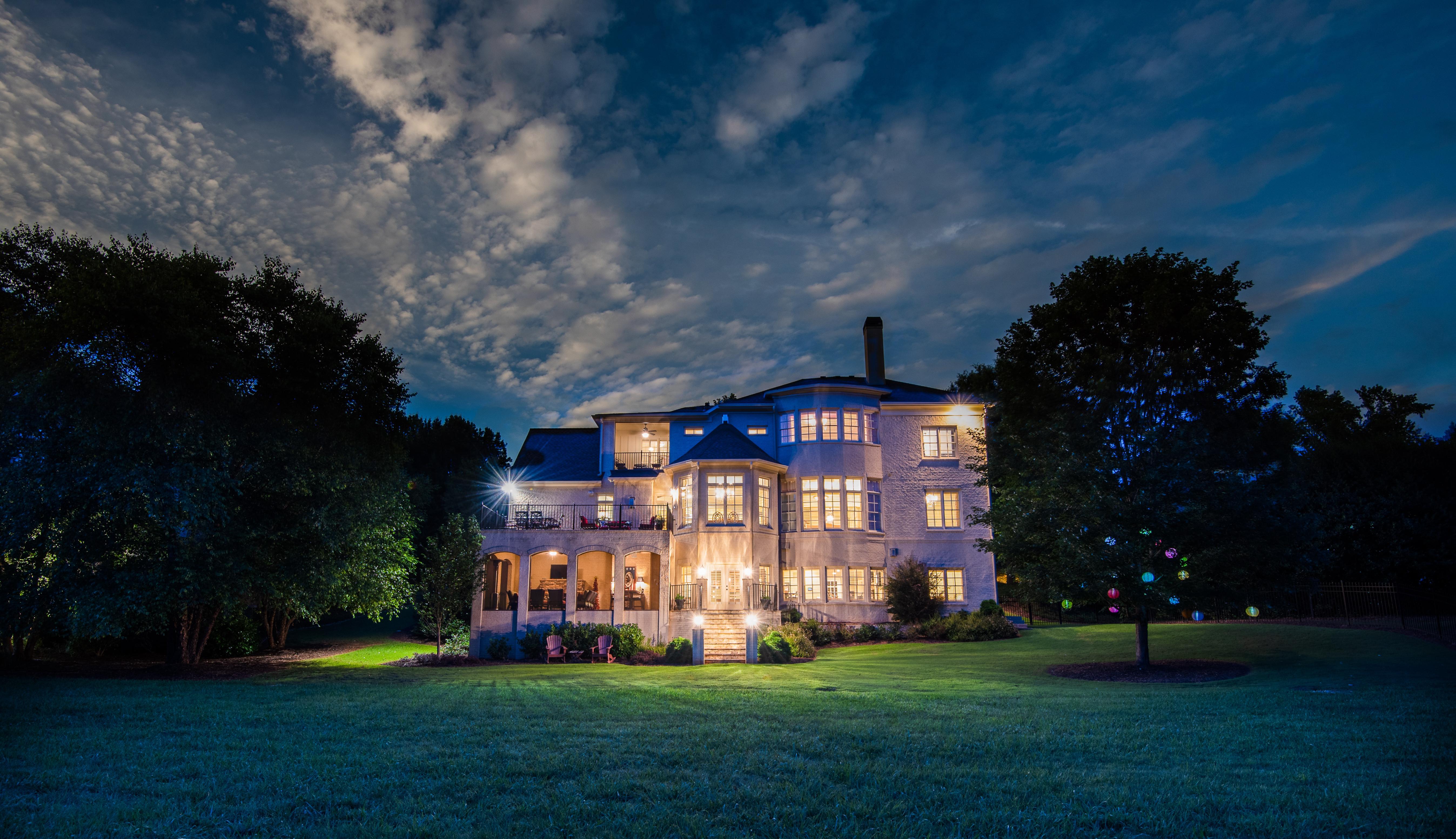 Twilight Real Estate Photos
