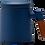 "Thumbnail: ZENS Tee-Tasse ""Nature at home"" blau"