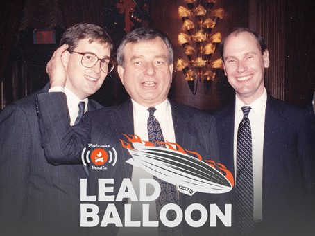 Lead Balloon Ep. 5 - The Seinfeld Press Conference, with Tim O'Brien