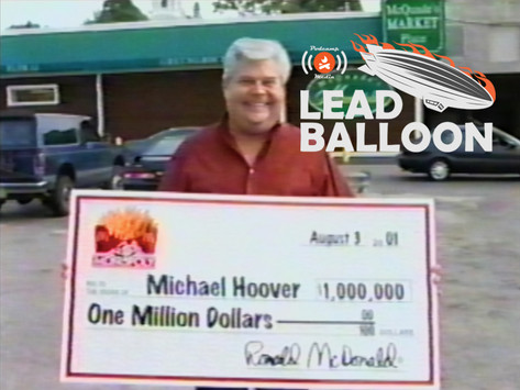 Lead Balloon Ep. 6 - HBO's McMillion$: The PR Crises Behind the Hit Docu-Series