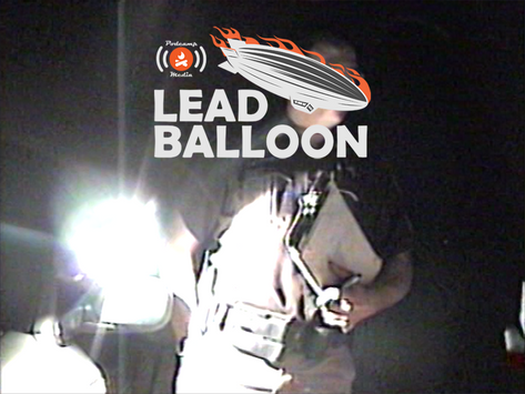 Lead Balloon Ep. 10 - Getting Uncomfortable About Race in America