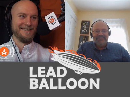 Lead Balloon Ep. 7 - COVID-19: Critiquing the Federal Response with former HHS Spokesman Bill Pierce