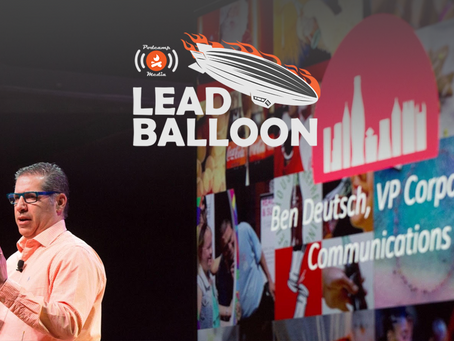 Lead Balloon Ep. 19 - Coca-Cola and the Masters Tournament, with Ben Deutsch and Dr. Martha Burk