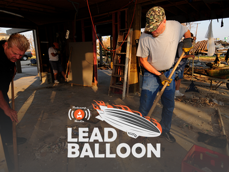 Lead Balloon Ep. 25 - FEMA Rep Has Near-Death Experience After Hurricane Ike
