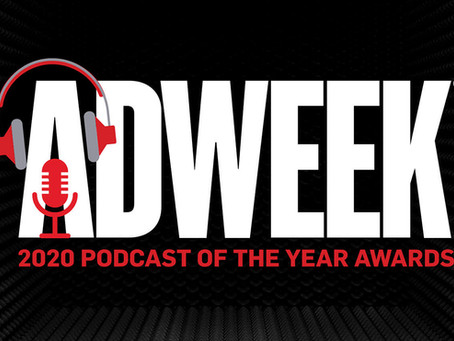 "Adweek Honors Lead Balloon as its ""Marketing Podcast of the Year"""