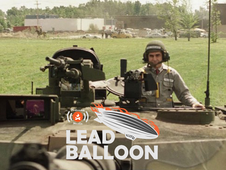 Lead Balloon Ep. 14 - Dukakis in a Tank: White House Comms Pros Talk Presidential Optics