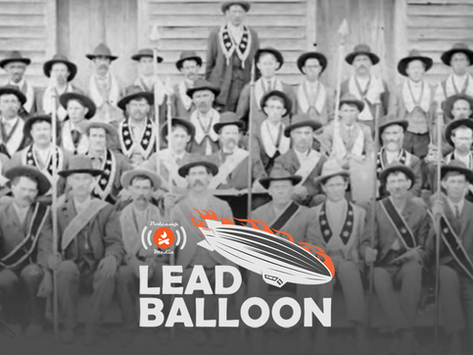 Lead Balloon Ep. 22 - Scandal at Foresters Financial, with former VP of PR Henry DeVries