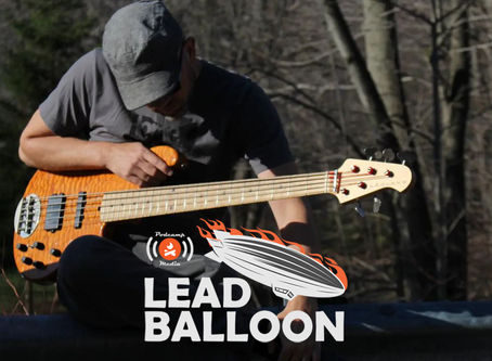 Lead Balloon Ep. 12 - A Creative in the Corporate World