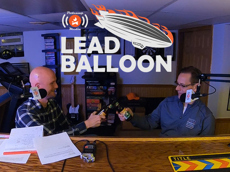 Lead Balloon Ep. 2 - City Hall Self Destruct, with Jim Bohl, Bill Arnold and Jim Owczarski