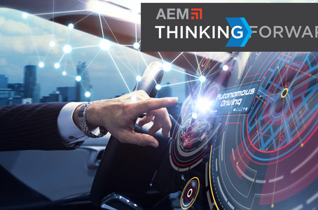 AEM Thinking Forward Podcast - Ep. 20 - Self-Driving Cars