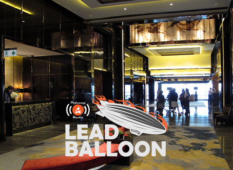 Lead Balloon Ep. 9 - The Ritz-Carlton Hail Mary, with Trusted Media Brands CCO Beth Tomkiw