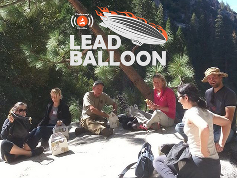 Lead Balloon Ep. 15 - Going Rogue, Battling Bears, Government Shutdowns and National Parks
