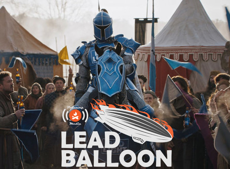 Lead Balloon Ep. 3 - Bud Light's Corn Syrup-Fueled Ad War, with Neil Caskey and Paul Gatza