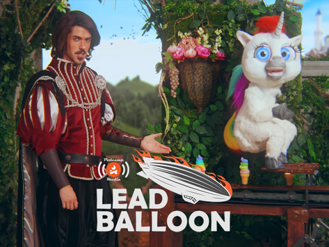 Lead Balloon Ep. 13 - The Squatty Potty Saga and the Science of Going Viral