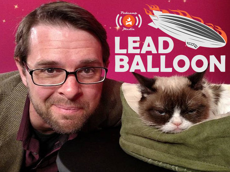 Lead Balloon Ep. 1 - Grumpy Cat's Grumpy Manager Vs. the Wax Museum, with Jesse Russell