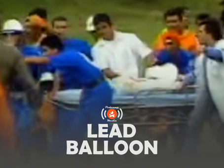 Lead Balloon Ep. 20 - Plane Crash in Colombia: American Airlines Flight 965, with Jennifer R. Hudson