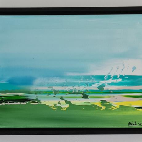 abstract 6 in baklijst, €125,00
