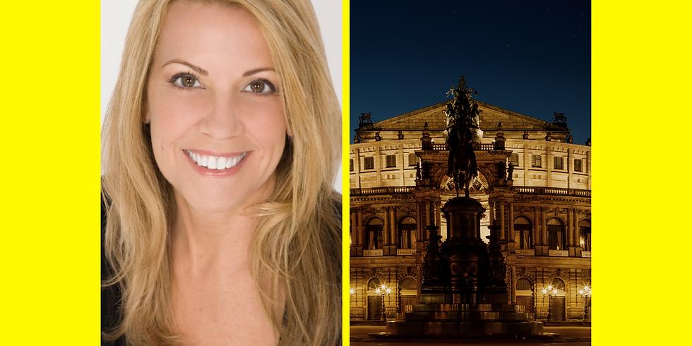 Andrea DelGiudice - Masterclass #3: Emerging/Professional Singers
