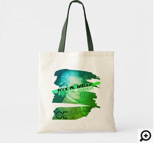 Rock Me Amadeus | Canvas Tote Bag
