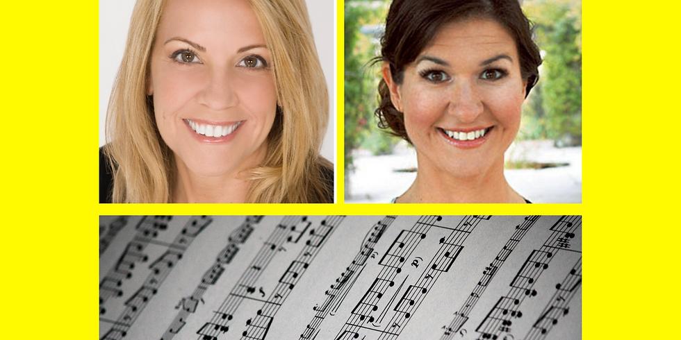Andrea DelGiudice - Masterclass #1: High School/Collegiate Singers & Michele Detwiler's Public Voice Lesson
