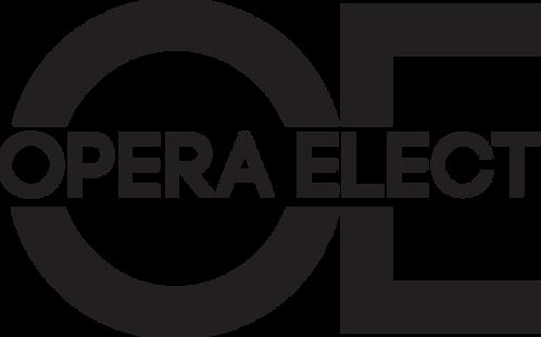 Opera Elect Vinyl Sticker