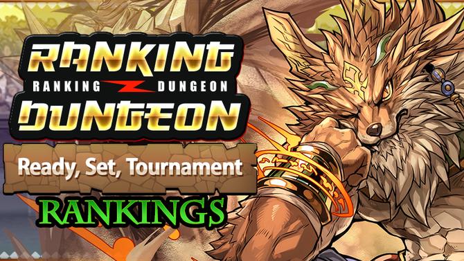 Ready, Set, Tournament Rankings