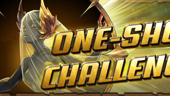 One-Shot Challenge!