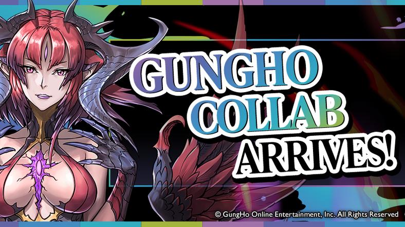 GungHo Collab Returns!