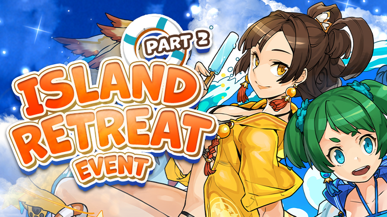 Island Retreat Part 2 Event